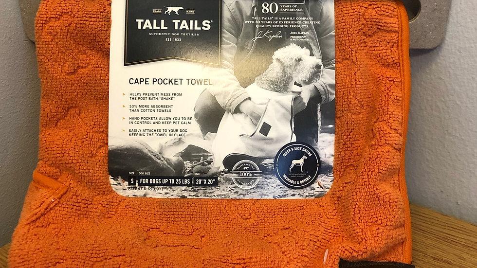 Tall Tails Cape Towel