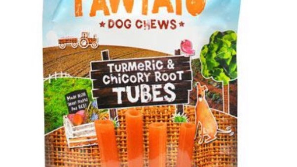 Benevo Pawtato Tubes with Tumeric & Chicory Root