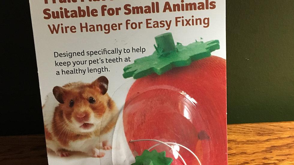Gnaw a Strawberry