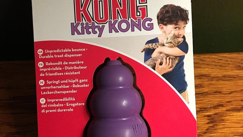 Cat Purple Kong
