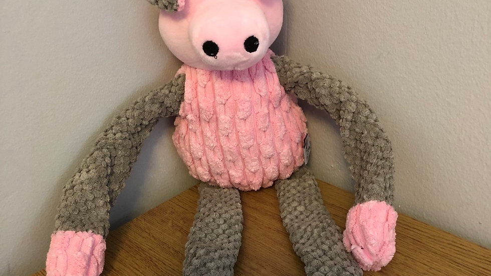 Fofos Fluffy Pink Pig