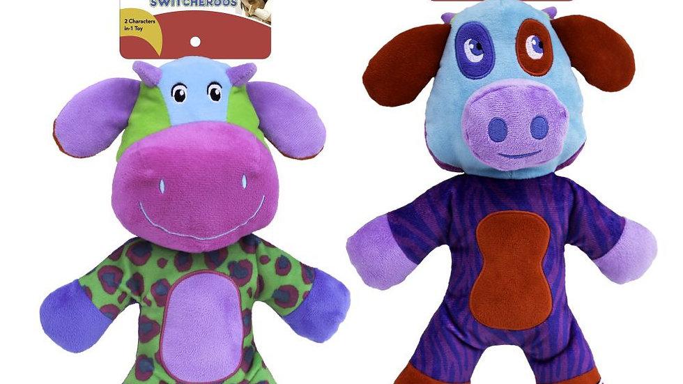 KONG Switcheroos -  Cow/Pig