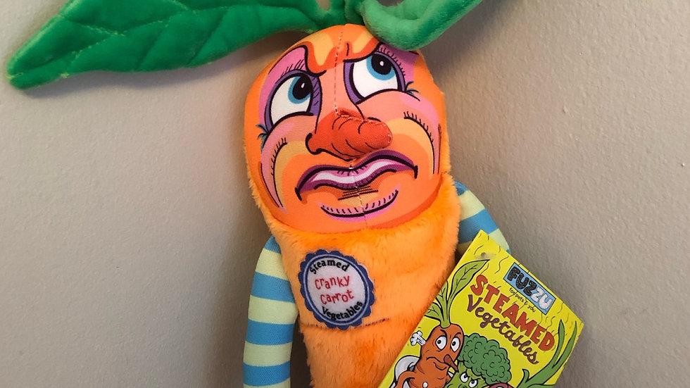 Steam Veg Cranky Carrot