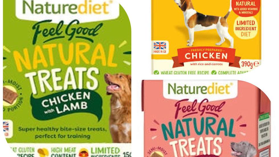 Nature Diet (3 varieties)