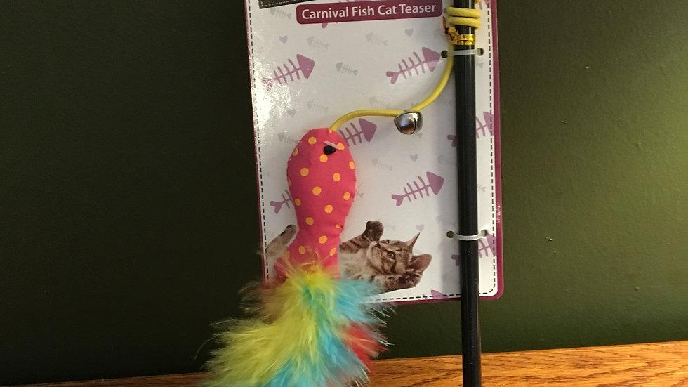 Carnival Fish Cat Teaser