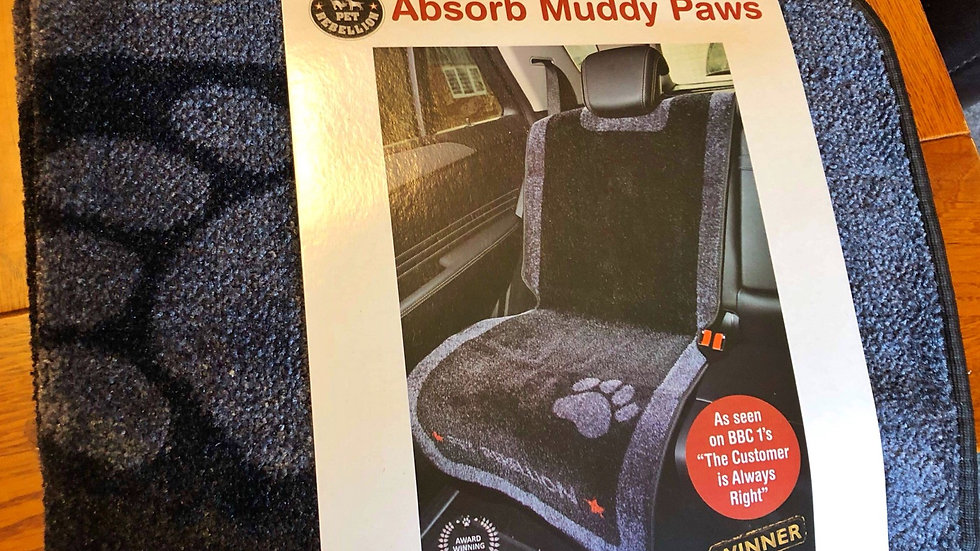 Pet Rebellion Car Seat Cover