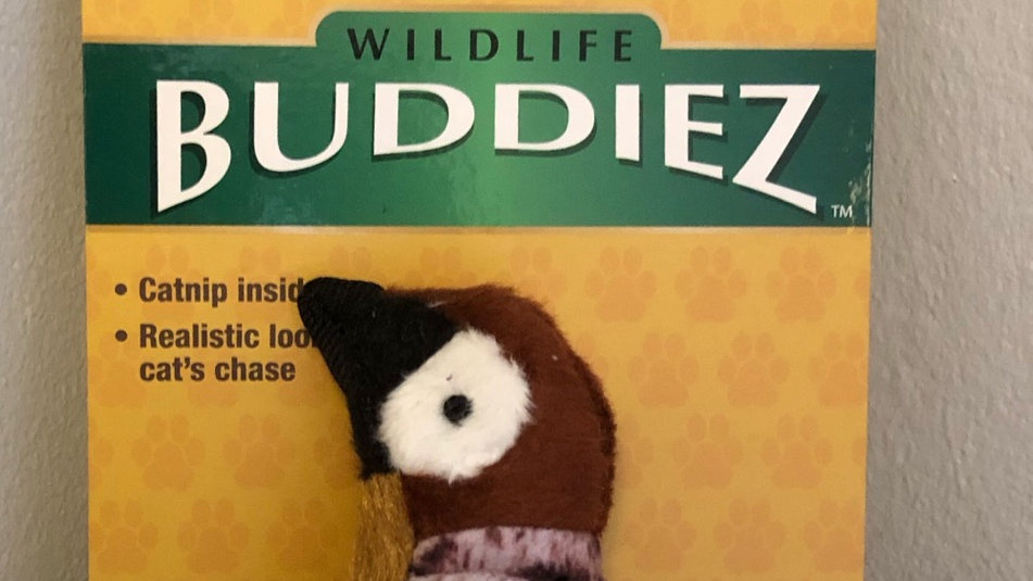 Ruff & Whiskerz Wildlife Buddiez Bird