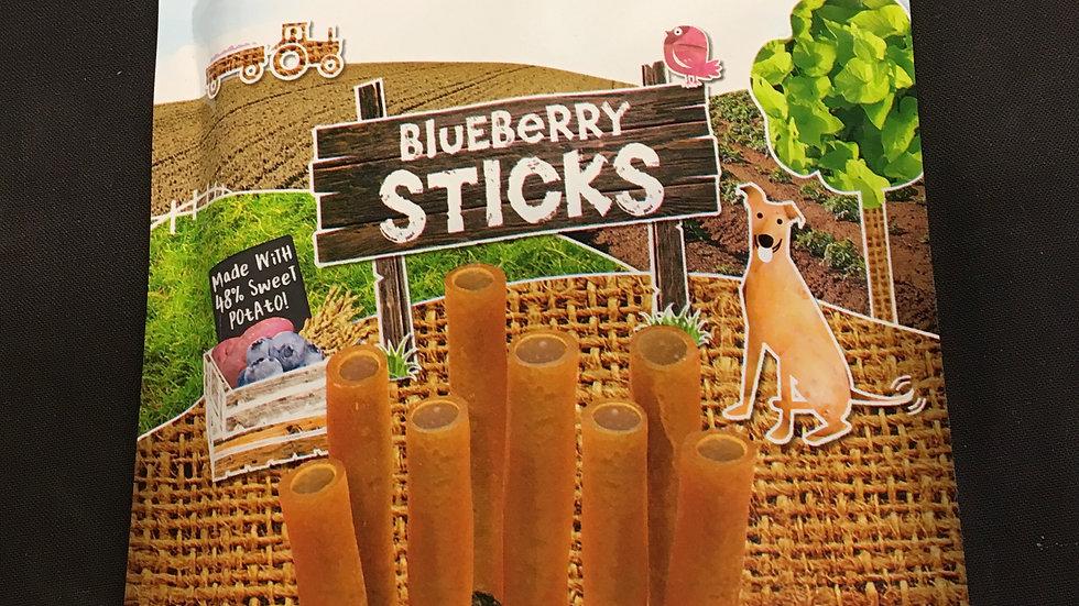 Benevo Pawtato Sticks with Blueberry 120g
