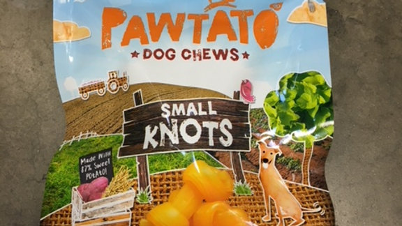 Pawtato Knots (2 Sizes)