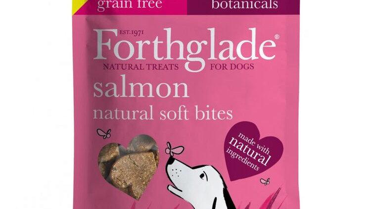 Forthglade Salmon Soft Bites - 90g