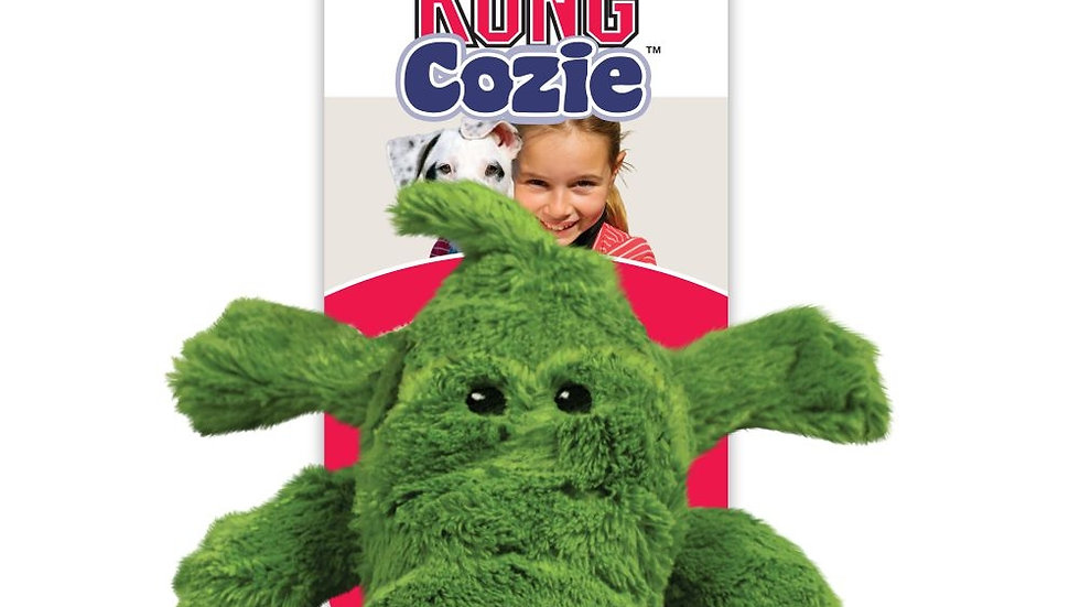 KONG Cozie Aligator (2 Sizes)