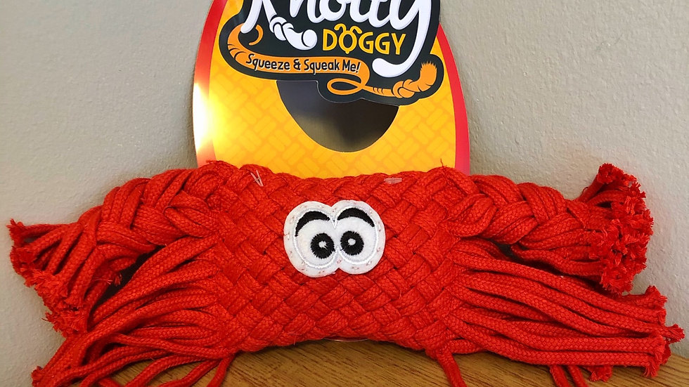Knotty Doggy - Crab