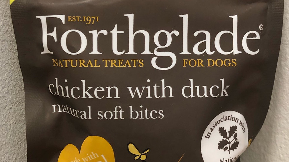 Forthglade Chicken with Duck - 90g