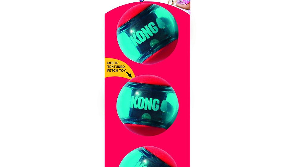 KONG Squeezz Ball (small)
