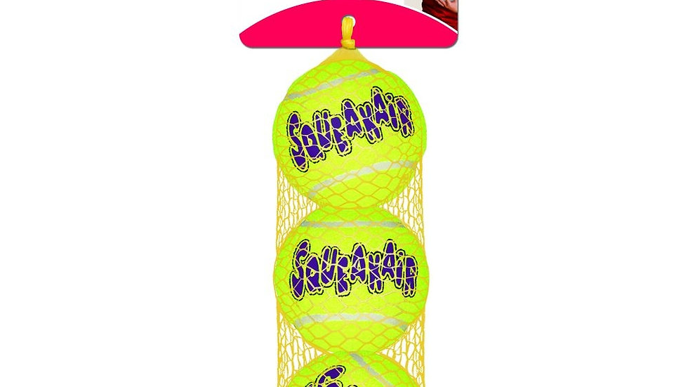 KONG Squeakair Tennis Balls (4 Sizes) - xsmall