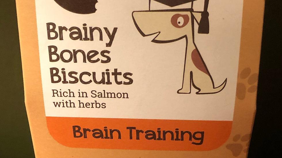 Bark Bites Brainy Bones