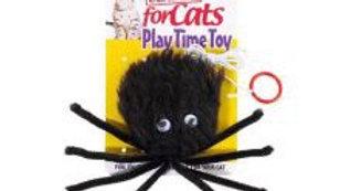 Classic Black Furry Spider