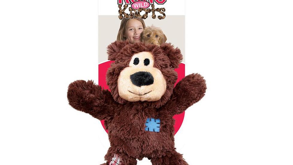 KONG Wild Knots Bear - Medium/Large