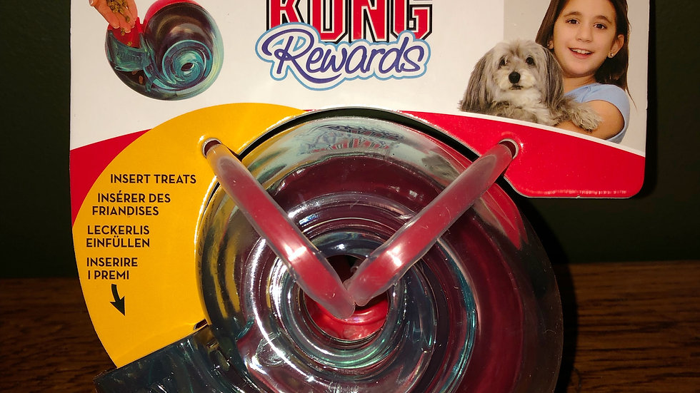 KONG Rewards Treat/Food Dispenser - Small