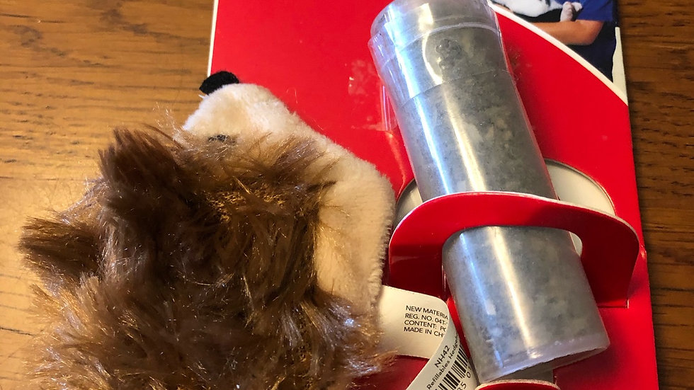 KONG Refillable Hedgehog