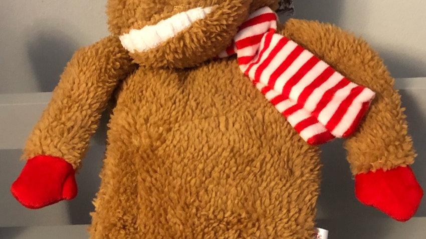 "Stuffed Head Reindeer 15"""