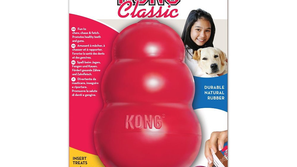 KONG Classic (5 Sizes)