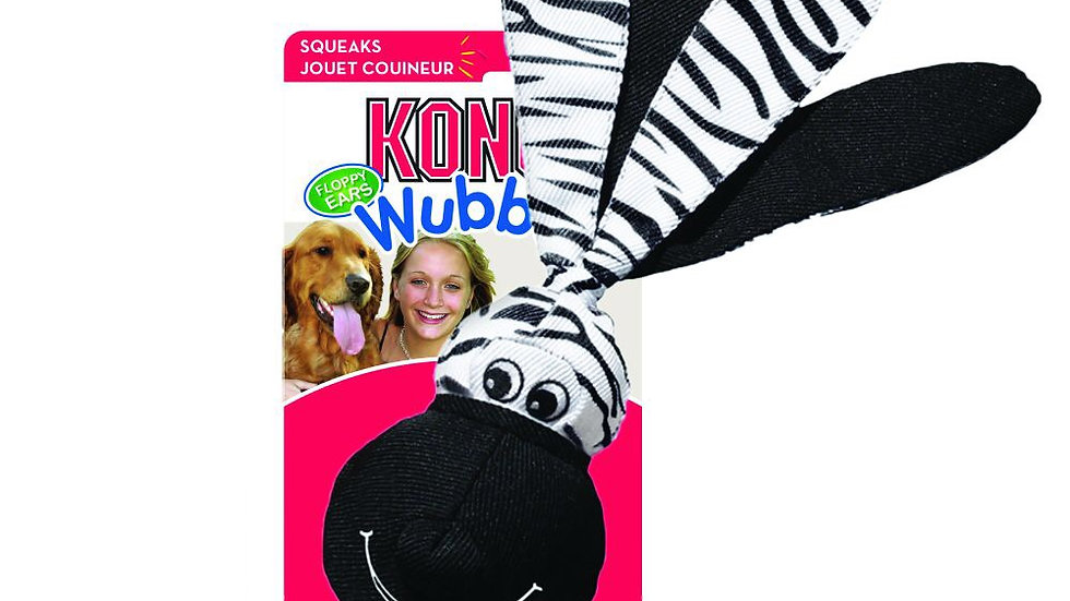 KONG Floppy Ears Wubba - Small