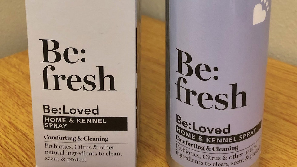 Be:Fresh Home & Kennel Spray
