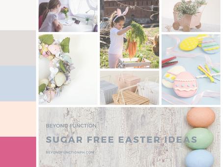 Sugar Free Easter Ideas