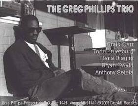 The Greg Phillips Trio