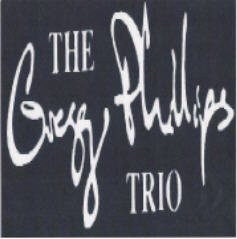 "The Greg Phillips Trio ""The MD Recordings"" It's Only the Cover"