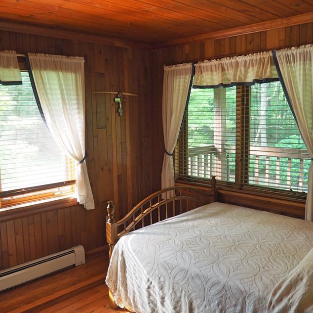 Priest Apartment Bedroom