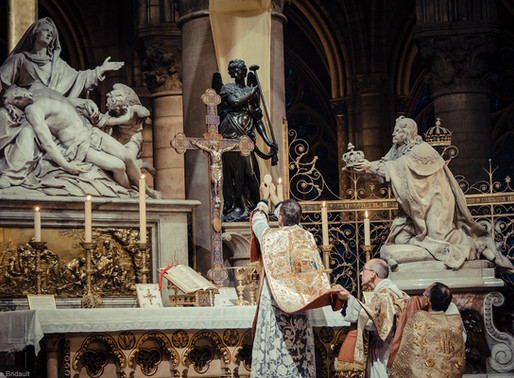 The Unsurpassable Greatness and Glory of the Sacred Liturgy (Part I)