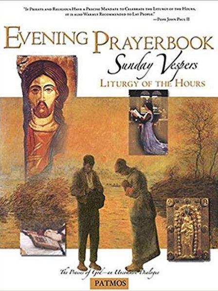 Sunday Vespers Evening Prayerbook