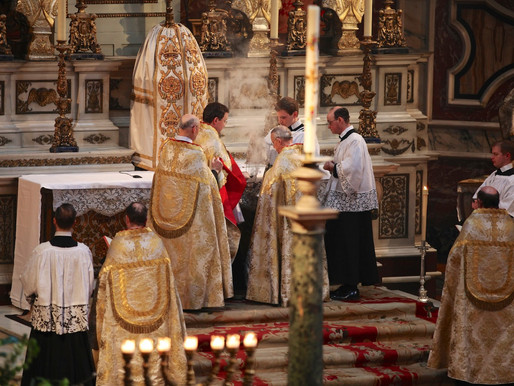 The Unsurpassable Greatness and Glory of the Sacred Liturgy (Part II)