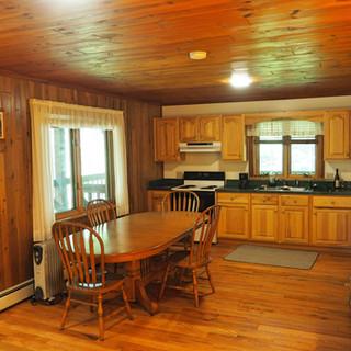 Priest Apartment Kitchen