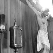 Tabernacle and Crucifix