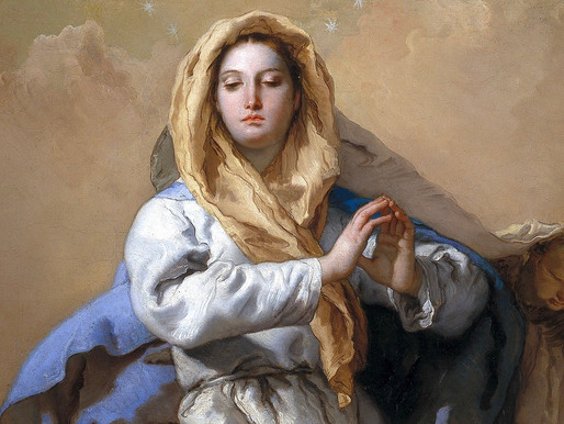 Divine Office Reflections | Solemnity of the Immaculate Conception