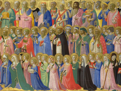 The Praise of All Saints