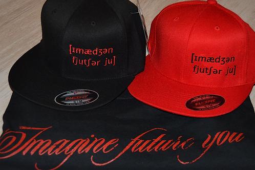 Imagine Future You Flexifit Cap