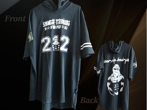 "T-shirt Hoodie ""Samir Troudi Ifbb Pro 1983"""