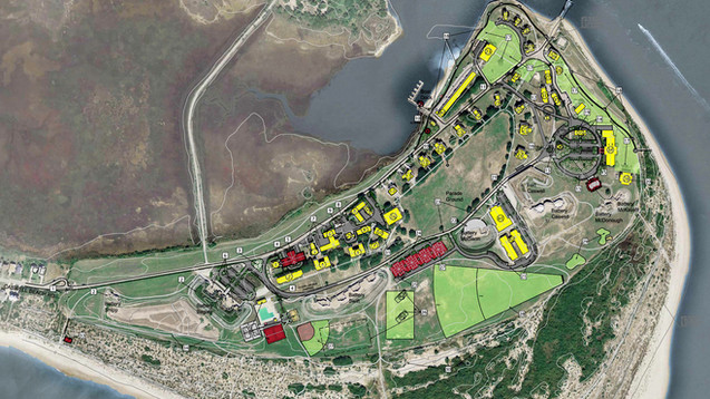 Fort Caswell Master Plan