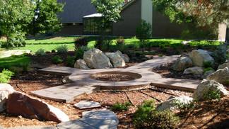 St. Andrew's Prayer Garden