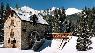 High Peak Camp