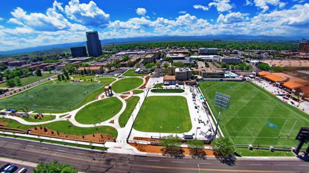 Infinity Park Rugby Stadium