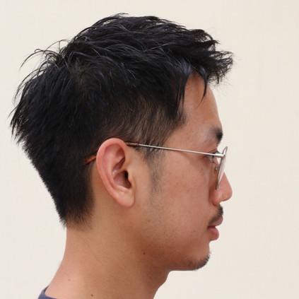 メンズ ツーブロックが熱い!!|バンコク|メンズカット|男性カット|