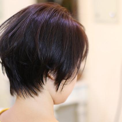 ショートヘアー |Short Hair Style Bangkok Prompong Thonglo