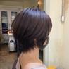 最近のショートヘアー|バンコク、美容院、ショート、トレンド