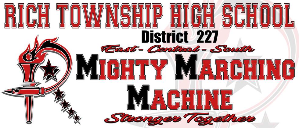Rich Towship High School Banner.jpg