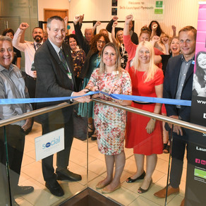 Skills Launchpad Plymouth officially launched